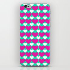 My heart iPhone & iPod Skin