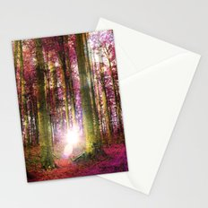 Range The Autumn Woods Stationery Cards