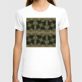 Crystallized Lace T-shirt