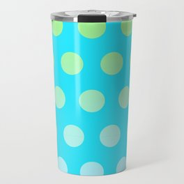 It's raining circles Travel Mug