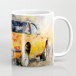 Opel GT Coffee Mug