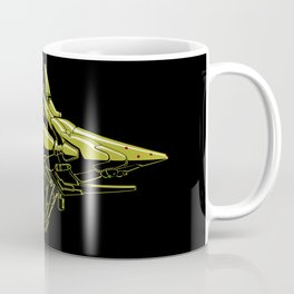 The Bioship Shinden Coffee Mug