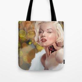 MARILYN MONROE AUTOPSY  Tote Bag