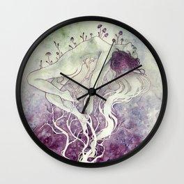 Provenance Wall Clock