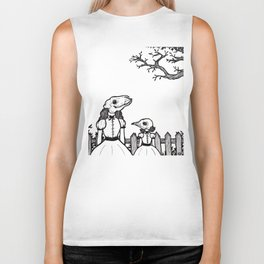 The Tainted Youth Biker Tank