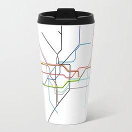 London tube Travel Mug