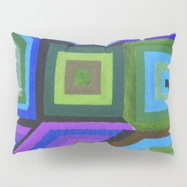 Love and Logic Colour Variation Pillow Sham