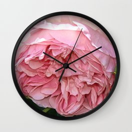 Rose Pierre Wall Clock