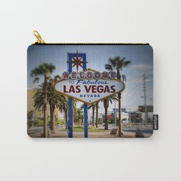Welcome To Vegas Sign Series II Carry-All Pouch