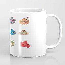 Crazy hat lady Coffee Mug
