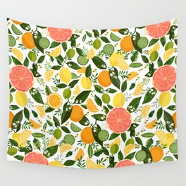 Punch Bowl Pattern Wall Tapestry
