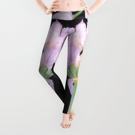 Chives Single Flower Leggings