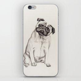 Pugg iPhone Skin
