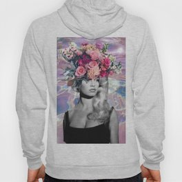 Bardot In A Bouquet Hoody