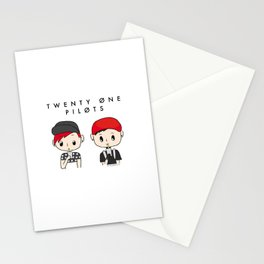 tøp  Stationery Cards