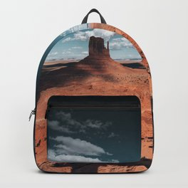monument valley landscape Backpack
