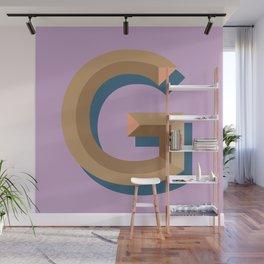g Wall Mural