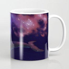 Cosmic Whale Coffee Mug
