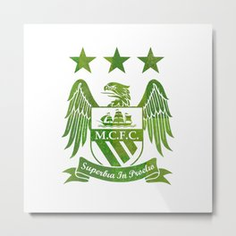 Football Club 15 Metal Print