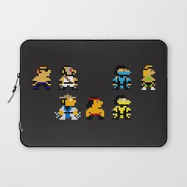Choose Your Fighter Laptop Sleeve