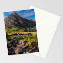 Tryfan Mountain Valley Stationery Cards