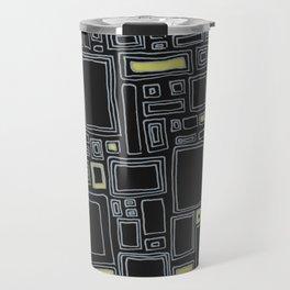 Screw You Ruler Said Rectangle Travel Mug