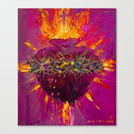 Sacred Love I Canvas Print