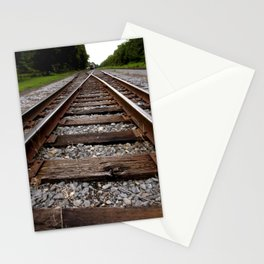 RAILROAD ADVENTURE 4 Stationery Cards
