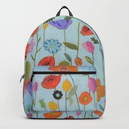 """""""Garden Whimsy"""" Backpack"""