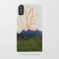 switzerland iPhone & iPod Cases featuring Switzerland by Anna Bergland