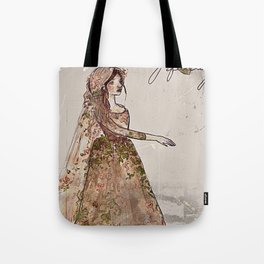 There's Ivy, That's For Fidelity  Tote Bag