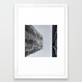 the seductress Framed Art Print