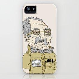 Hustlin' iPhone Case
