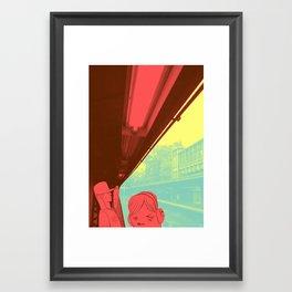 Feeling Good, How Are You, too? Framed Art Print