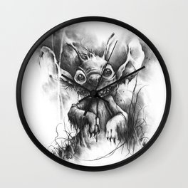 The Revenge of Experiment 626 Wall Clock