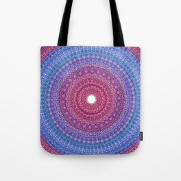 Keeping a Loving Heart Mandala Tote Bag