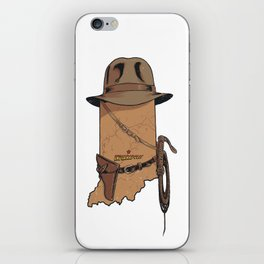 Indy iPhone Skin