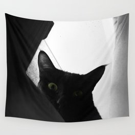 Loko's Dark Intentions: You Are Beneath Me Wall Tapestry