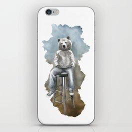 Dear bear iPhone Skin