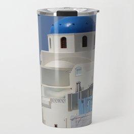 Blue Church Cupola Travel Mug