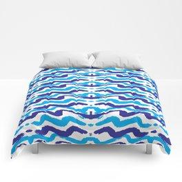 Abstract Modern Pattern Art Prints Comforters