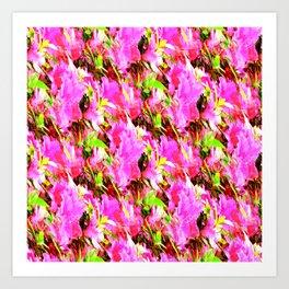 Ahhh the bliss of Spring.... Art Print