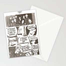 IT'S JUST A REFLEKTOR! Stationery Cards