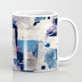 patchy collage Coffee Mug