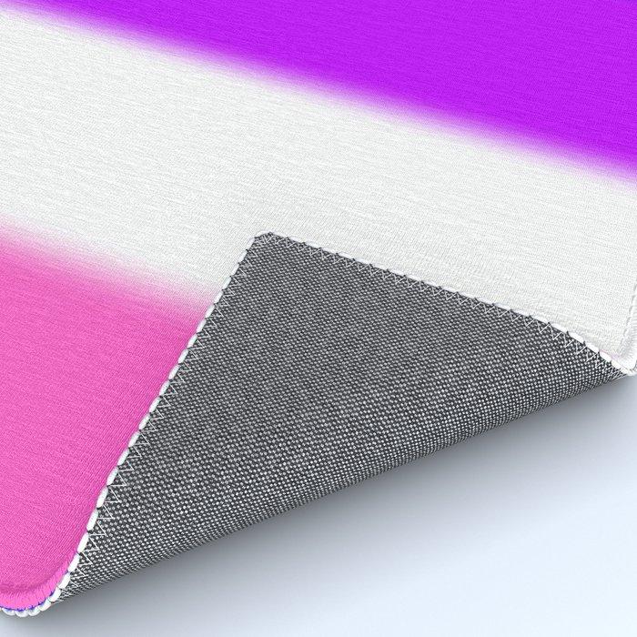 Genderfluid Pride Flag Rug