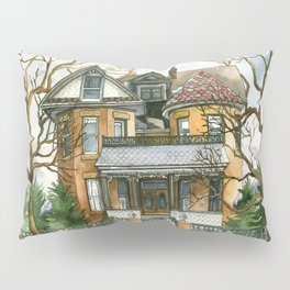 Stormy Skies Pillow Sham