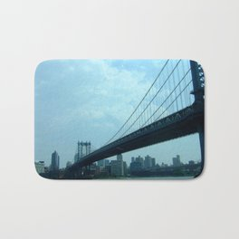 Bridge The Gap Bath Mat