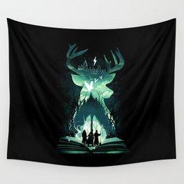 Magic friends Wall Tapestry