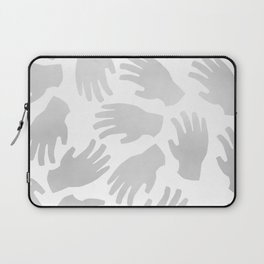 Hands On Laptop Sleeve