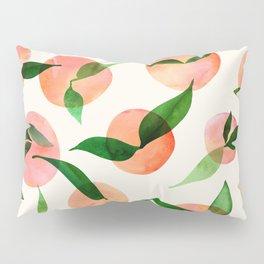 Summer Fruit Pattern Pillow Sham